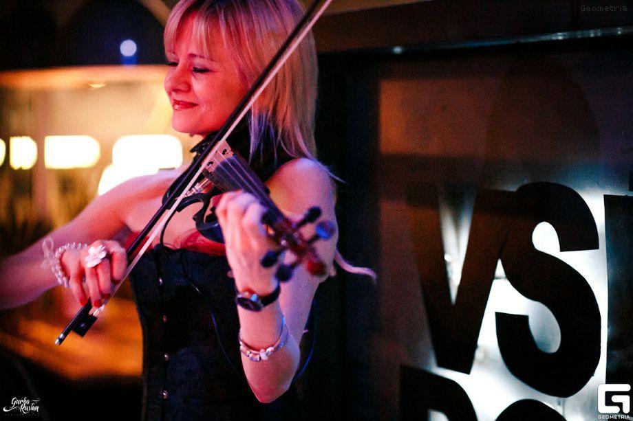 Alina Milbret - Музыкант-инструменталист  - Санкт-Петербург - Санкт-Петербург photo