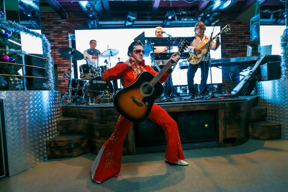 Roma-Elvis - Певец Пародист  - Киев - Киевская область photo