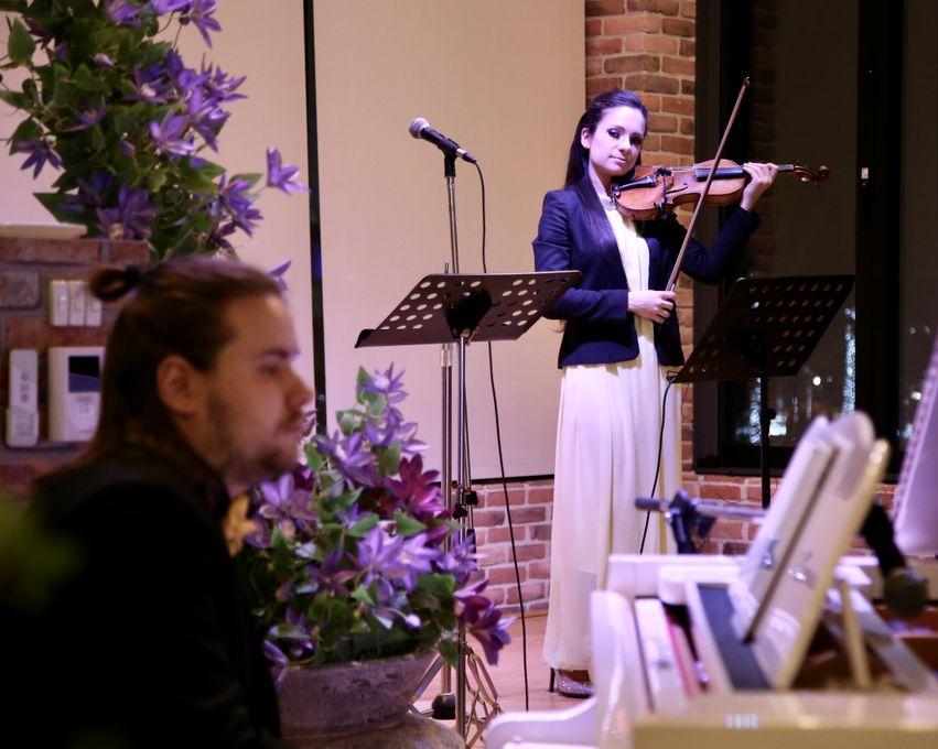 Passion Duo - Ансамбль Музыкант-инструменталист  - Киев - Киевская область photo