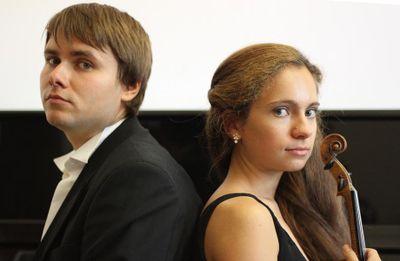 Passion Duo - Музыкант-инструменталист  - Киев - Киевская область photo