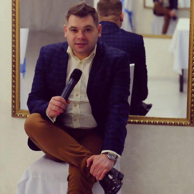 Стас Радзимовский - Ведущий или тамада Ди-джей  - Днепр - Днепропетровская область photo