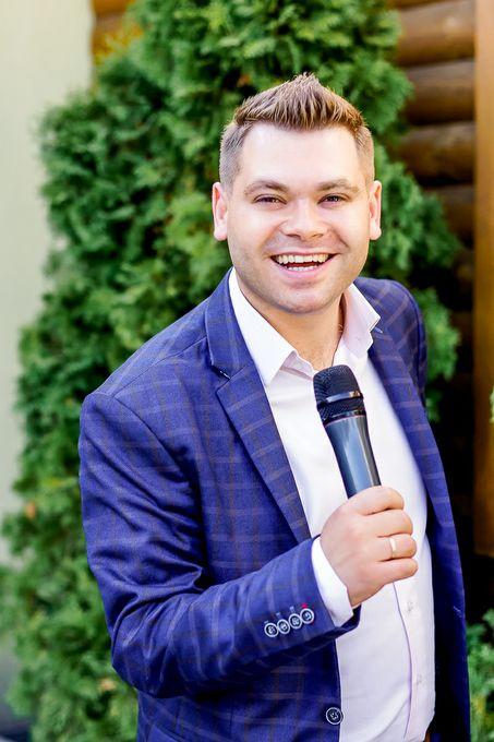 Стас Радзимовский - Ведущий или тамада Комик Прокат звука и света  - Днепр - Днепропетровская область photo
