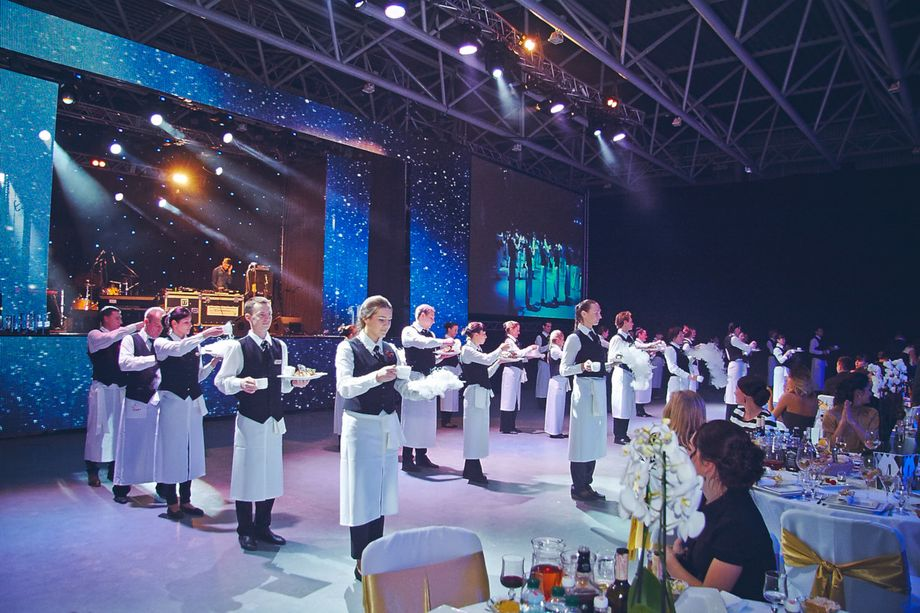 Фигаро-Кейтеринг - Кейтеринг Организация праздничного банкета  - Киев - Киевская область photo