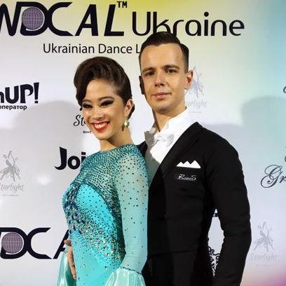 Сергей и Алина - Танцор , Киев,  Спортивные бальные танцы, Киев Латиноамериканские танцы, Киев
