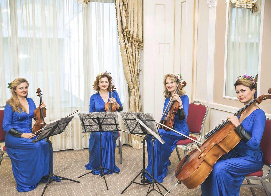 Ladies String Quartet MIRA  струнный квартет - Ансамбль Музыкант-инструменталист  - Киев - Киевская область photo