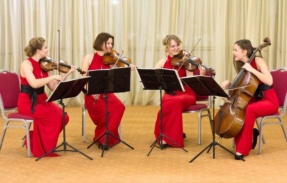 Ladies String Quartet MIRA  струнный квартет - Музыкальная группа Ансамбль Музыкант-инструменталист  - Киев - Киевская область photo