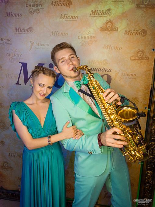 Саксофонист европейского уровня Vadim DROZDOVSKYI - Музыкант-инструменталист  - Киев - Киевская область photo
