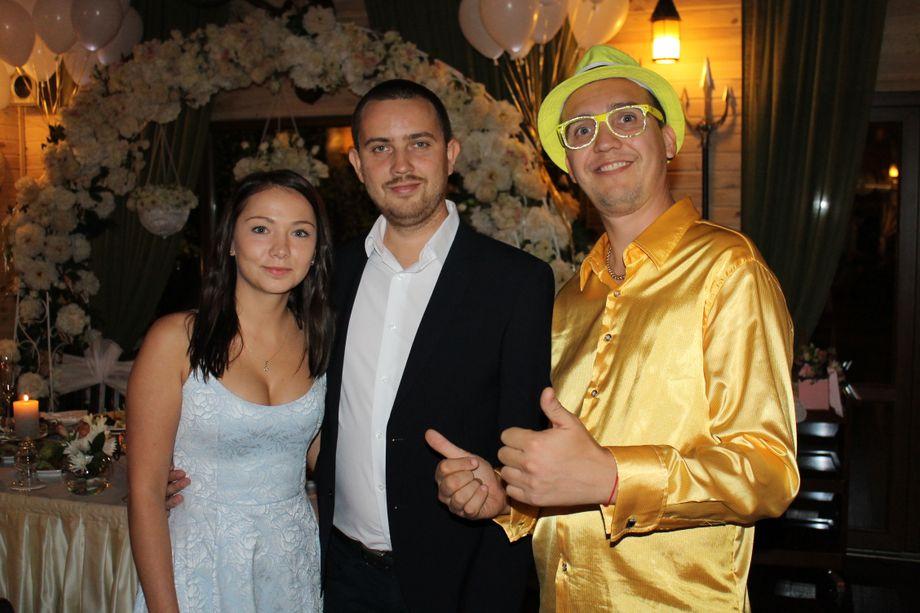 DJ.Zolotoy - Ди-джей Организация праздников под ключ  - Киев - Киевская область photo