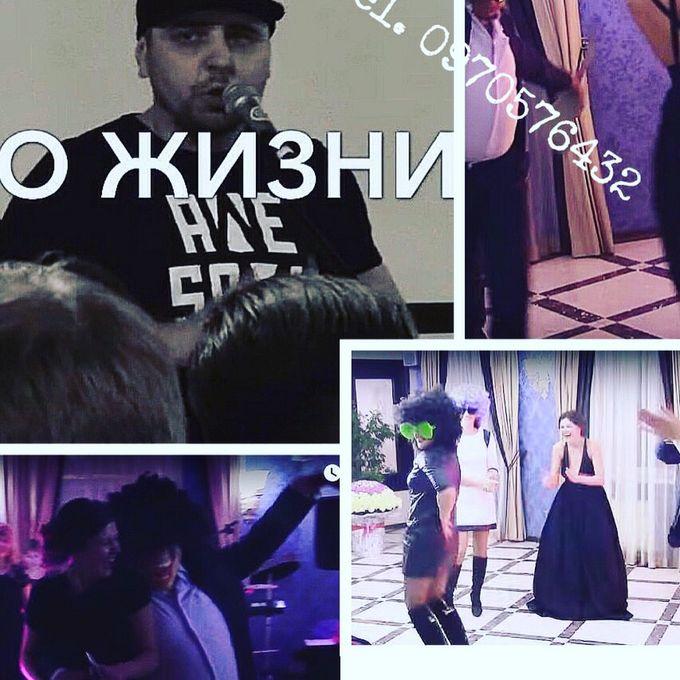 Russell Saint - Ведущий или тамада Комик  - Одесса - Одесская область photo