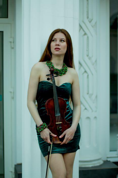 Yulia Usachova - Музыкальная группа , Херсон, Музыкант-инструменталист , Херсон,