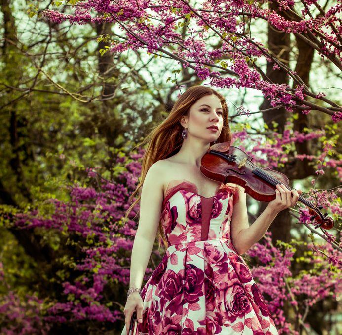 Yulia Usachova - Музыкальная группа Музыкант-инструменталист  - Херсон - Херсонская область photo