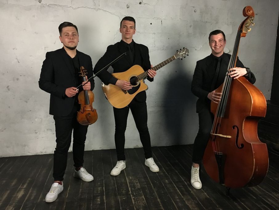 Black Rainbow trio - Музыкальная группа Ансамбль Музыкант-инструменталист  - Киев - Киевская область photo