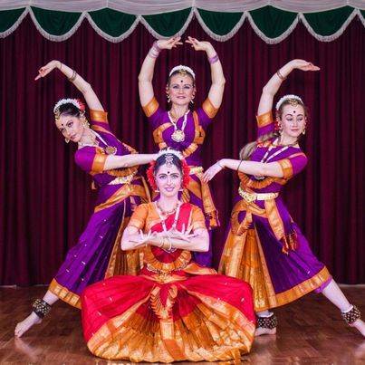 Лакшми Самарпана - Танцор , Киев,  Шоу-балет, Киев