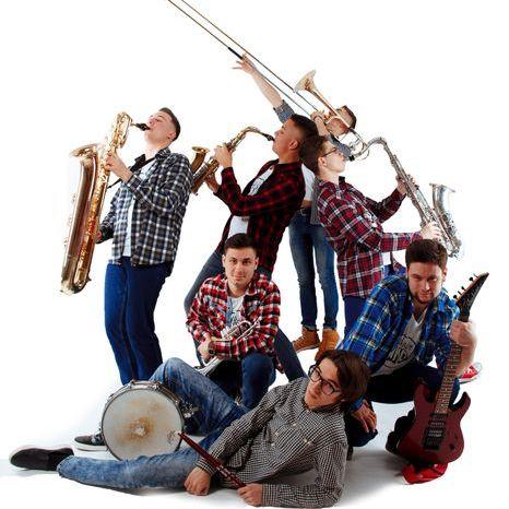 Закажите выступление Slam-Bang Band на свое мероприятие в Киев