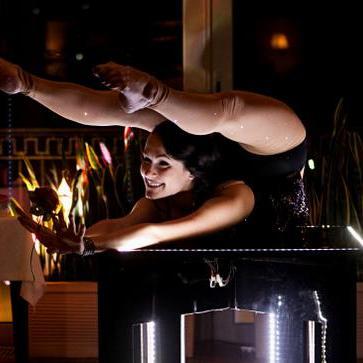 Надежда Васина - Танцор , Киев,