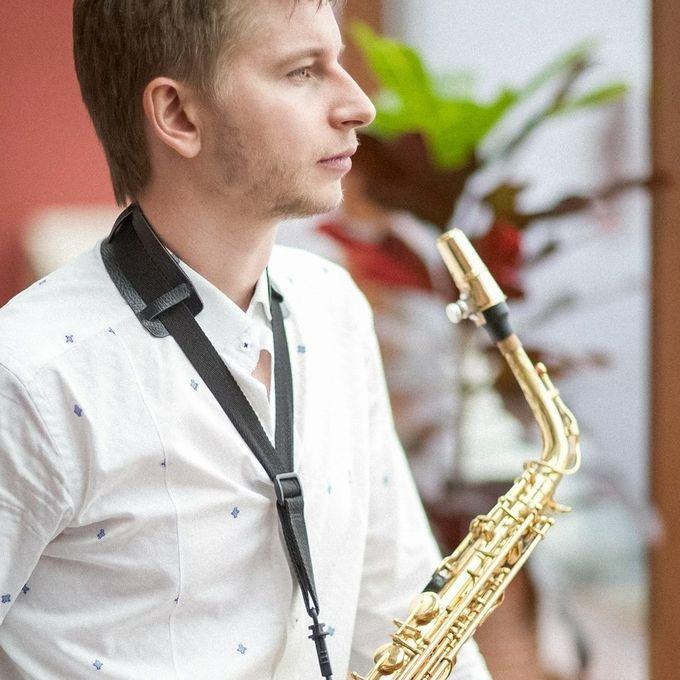Саксофоніст Віктор Боголюбов - Музыкант-инструменталист  - Киев - Киевская область photo