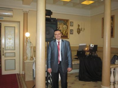 Ведущий Игорь Нечаев - Ведущий или тамада  - Москва - Московская область photo