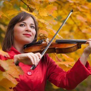 Марина Корсакова - Музыкант-инструменталист , Санкт-Петербург,  Скрипач, Санкт-Петербург