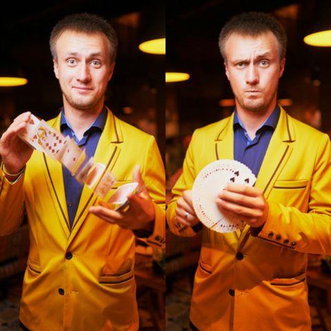 Дмитрий Чагин - Иллюзионист , Киев, Фокусник , Киев,
