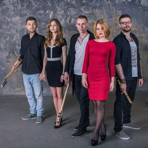 Закажите выступление ShowMe Band на свое мероприятие в Киев