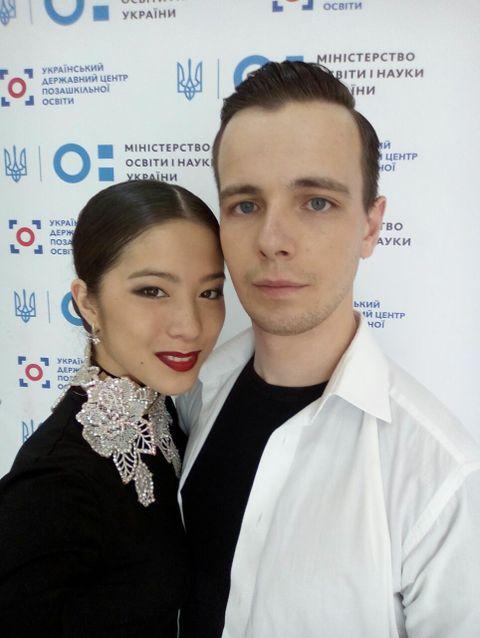 Сергей и Алина - Танцор , Киев,  Латиноамериканские танцы, Киев Спортивные бальные танцы, Киев