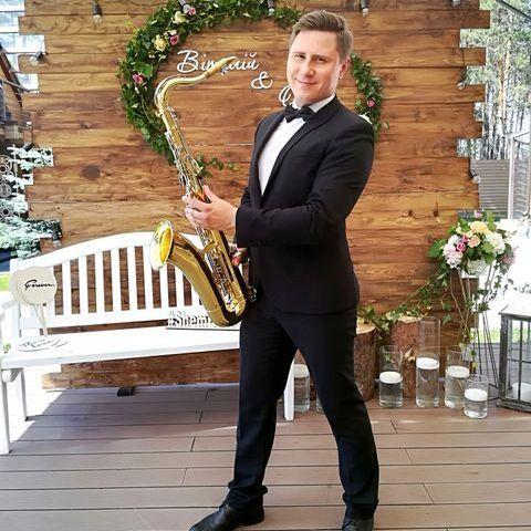 Антон Бендриков - Музыкант-инструменталист , Киев,  Саксофонист, Киев