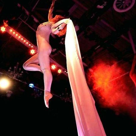Закажите выступление Воздушная гимнастка на ваш праздник на свое мероприятие в Харьков