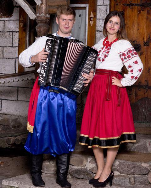 Закажите выступление Юлия и Сергей Кривцовы на свое мероприятие в Харьков