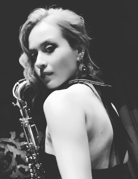 Саксофонистка. Анэйтис - Музыкант-инструменталист , Киев,  Саксофонист, Киев