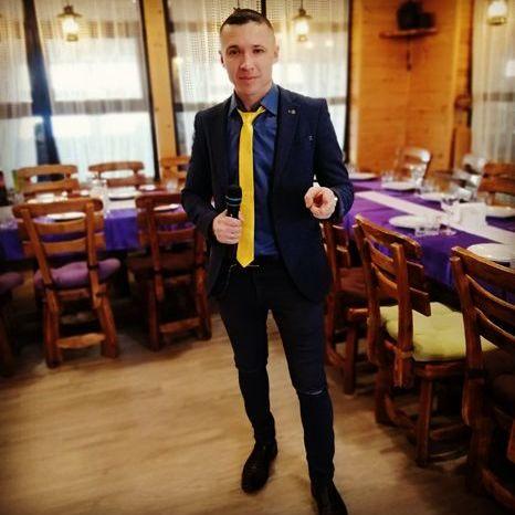 Закажите выступление Макс Мелюшков на свое мероприятие в Киев