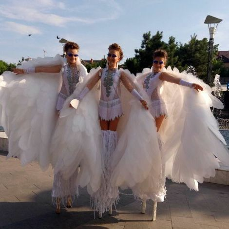 Black Sea - Танцор , Одесса,  Шоу-балет, Одесса