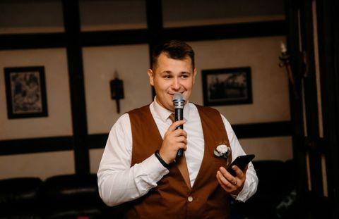 Закажите выступление Ведучий Олександр на свое мероприятие в Полтава