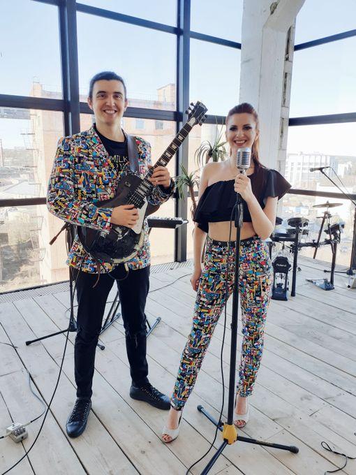 Milky Way Duo - Музыкальная группа Певец  - Харьков - Харьковская область photo