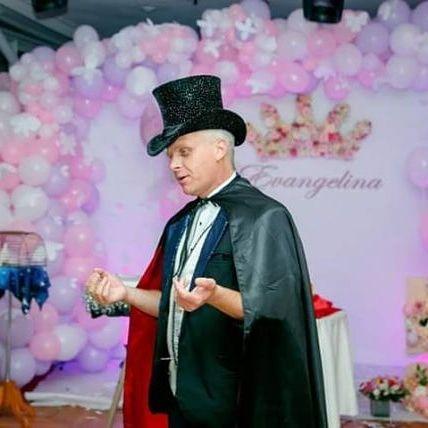 Серж Мари Пуаль - Иллюзионист Фокусник  - Одесса - Одесская область photo