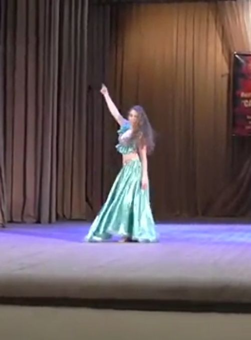 Анастасия - Ведущий или тамада Танцор  - Полтава - Полтавская область photo
