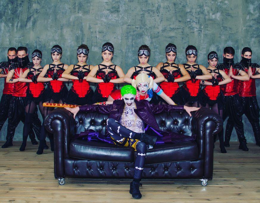 Company Show Time. Show&Ballet Drive. Виталий и Анастасия Сероклин - Танцор Оригинальный жанр или шоу  - Киев - Киевская область photo