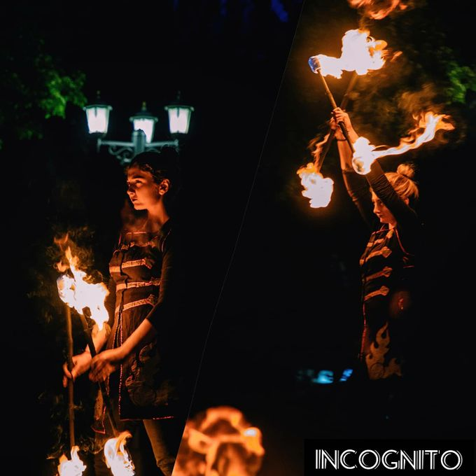 """Театр Огня""""INCOGNITO"""" - Оригинальный жанр или шоу  - Запорожье - Запорожская область photo"""