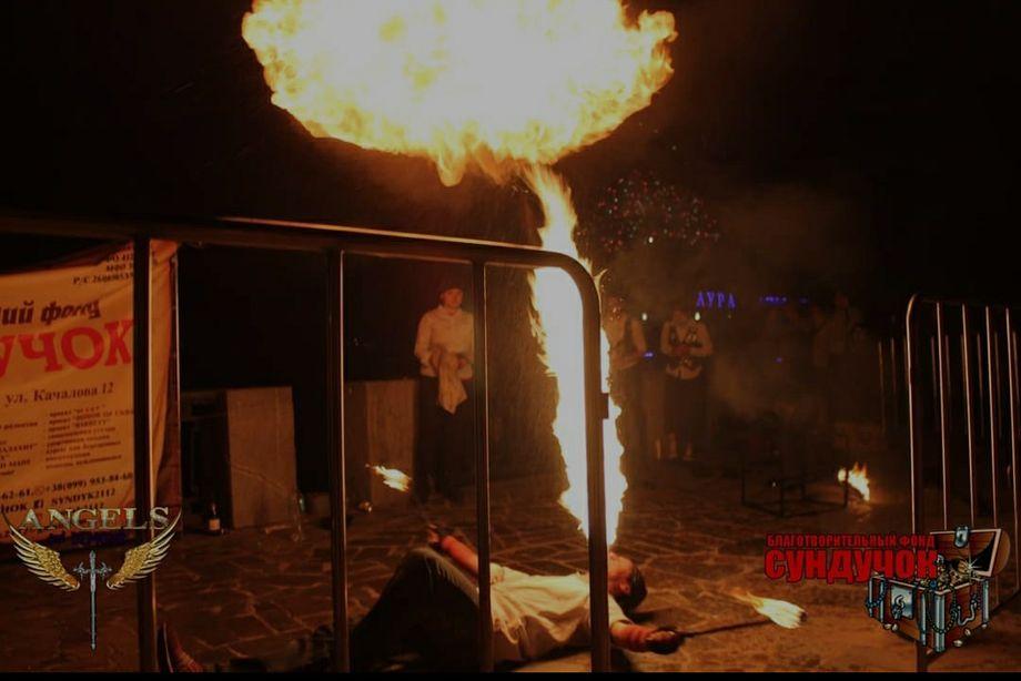 Angels fire show - Оригинальный жанр или шоу  - Кривой Рог - Днепропетровская область photo