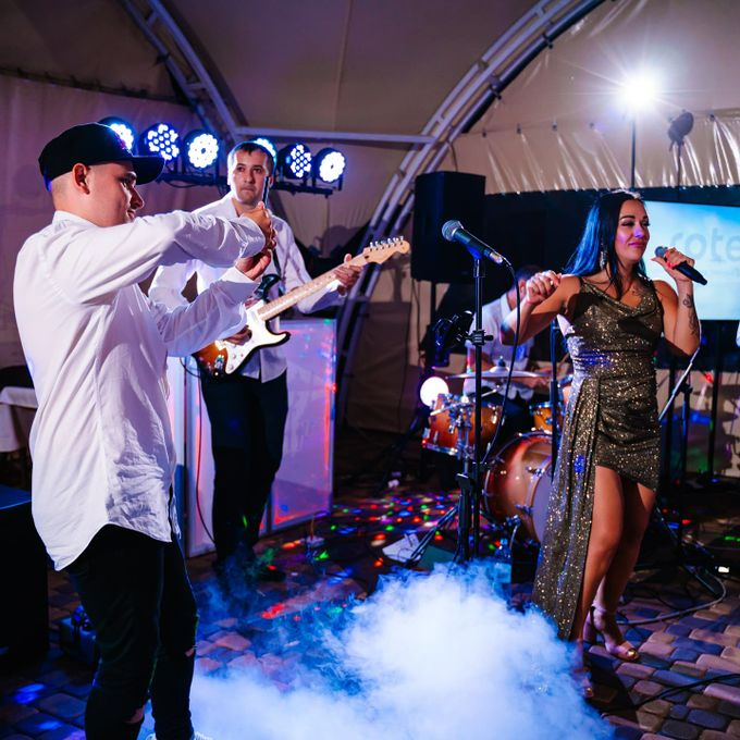Z Nice Band - Музыкальная группа Певец  - Запорожье - Запорожская область photo