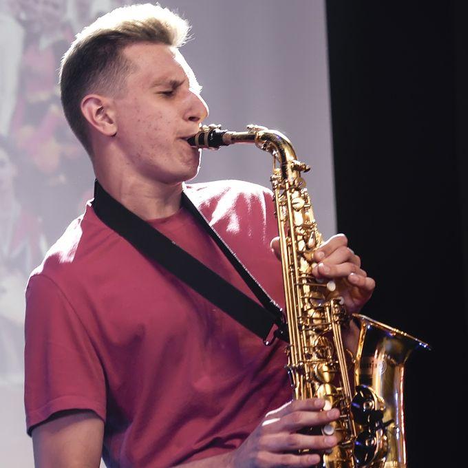 Лев Мироненко - Музыкант-инструменталист  - Санкт-Петербург - Санкт-Петербург photo