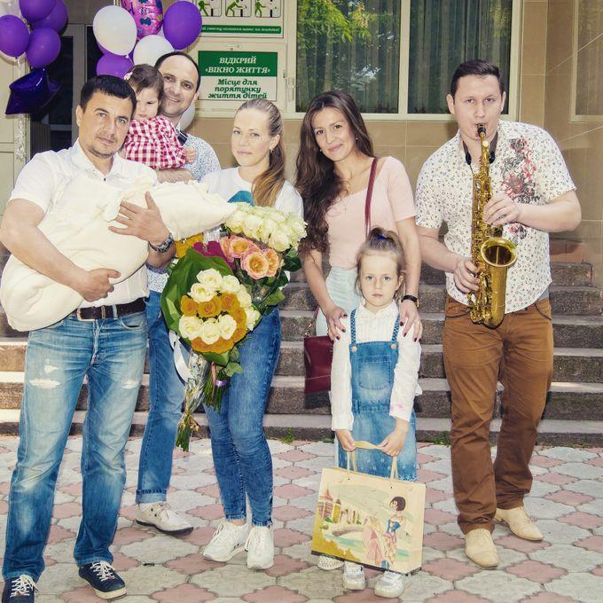 AlexxSax - Музыкант-инструменталист Ди-джей Организация праздничного банкета  - Николаев - Николаевская область photo