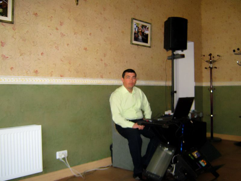 Юрий Кушнир - Музыкант-инструменталист Ди-джей Певец  - Одесса - Одесская область photo
