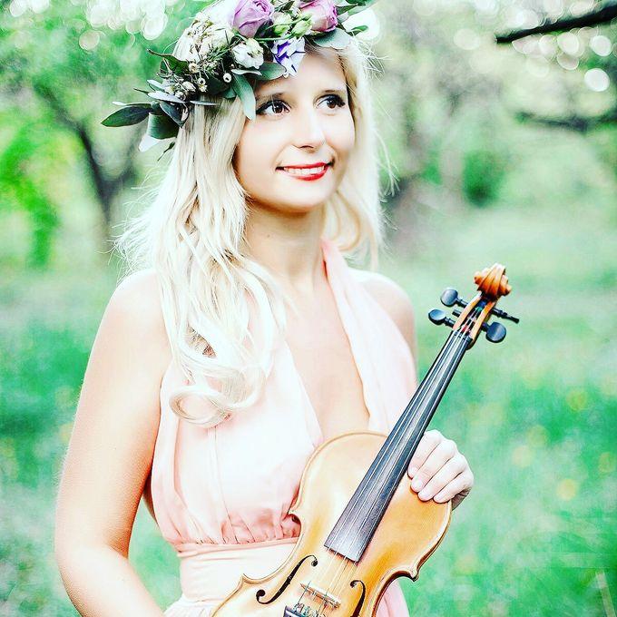 Валентина - Музыкант-инструменталист  - Санкт-Петербург - Санкт-Петербург photo