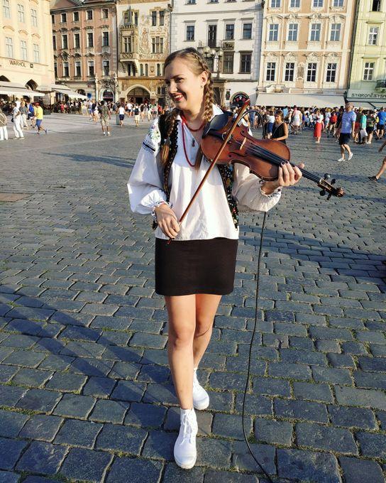 Iryna Marchak - Музыкант-инструменталист  - Киев - Киевская область photo