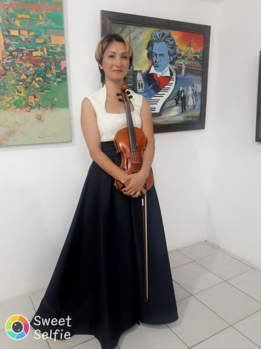 Аннасолтан Скрипачка - Музыкант-инструменталист  - Санкт-Петербург - Санкт-Петербург photo