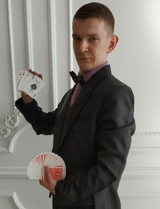 Григорий Пухальский - Иллюзионист Фокусник  - Черкассы - Черкасская область photo