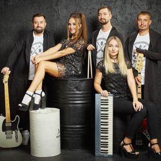 Закажите выступление Кавер-группа BRAINS ON HOLIDAYS на свое мероприятие в Кременчуг