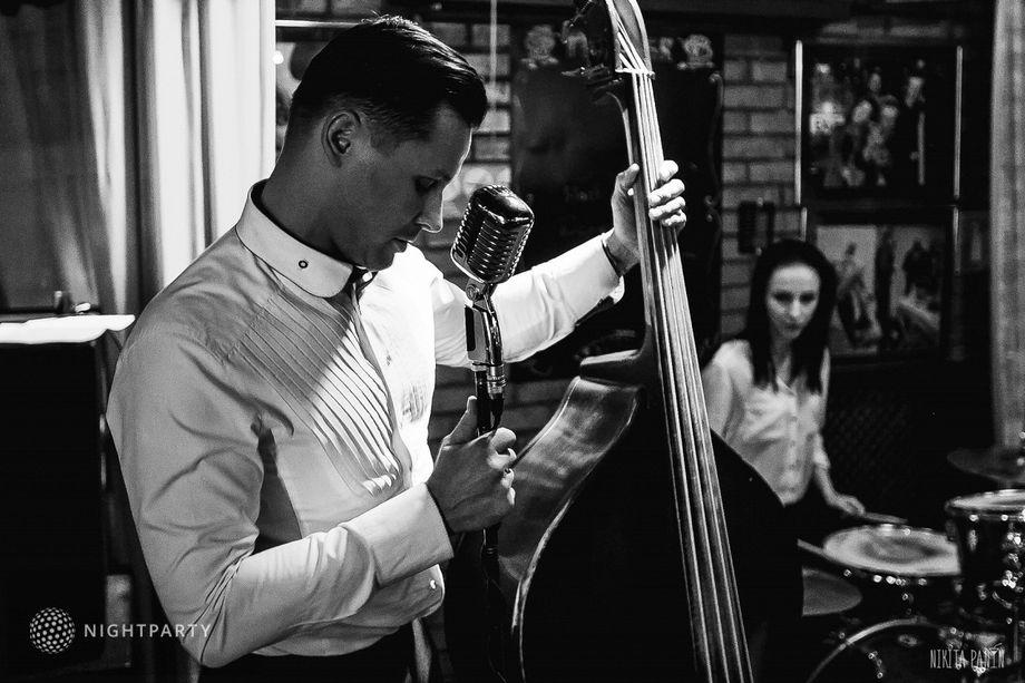 Горькие Буги - Музыкальная группа Ансамбль  - Москва - Московская область photo