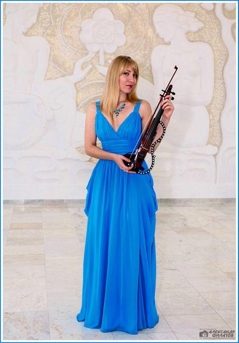 Violet - Музыкант-инструменталист  - Самара - Самарская область photo