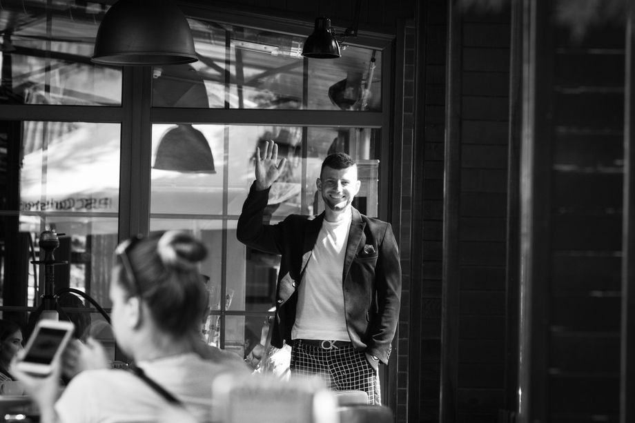 Максим Полищук - Ведущий или тамада Организация праздничного банкета Прокат звука и света Организация праздников под ключ  - Киев - Киевская область photo